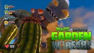 Plantas, Vs, Zombies, Garden, Warfare