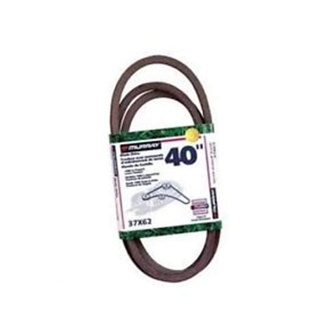 Murray Mower Deck Belt by Murray Rider Mower Deck Belt 40 Quot 37x62
