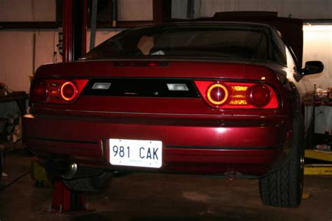 240sx Lights by Sports Project Cars 1992 Nissan 240sx Sr20det Type