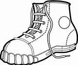 Boots Coloring Hiking Winter Pages Snow Clip Clipart Shoe Drawing Cowboy Sheets Boot Cliparts Shoes Colouring Clipartpanda Stratum Library Worksheets sketch template