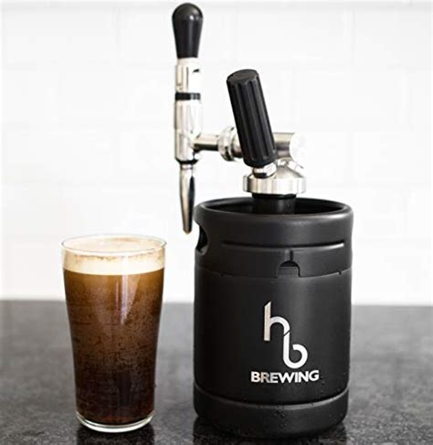 Whether you are looking for coffee on tap for your break room, wholesale for your food service operation, or for your home, we make serving draft nitro. Nitro Cold Brew Coffee Maker - 64 oz Mini Keg Dispensing ...