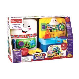 cuisine bilingue fisher price fisher price t4276 ma cuisine bilingue rires et éveil