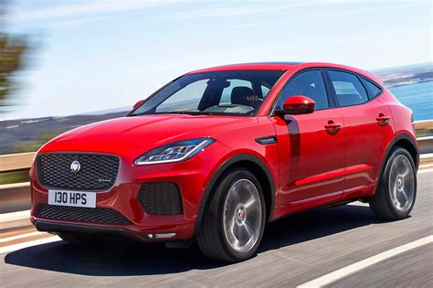 2018 Jaguar Epace First Drive Review The Nobrainer