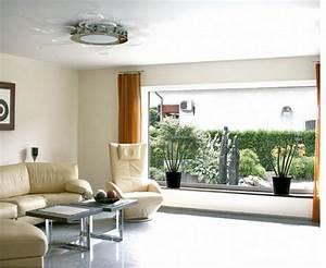 Wohnzimmer neu gestalten mit Spanndecken bauen de