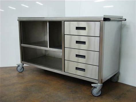 cuisine mobile professionnelle matériel inox pour professionnels