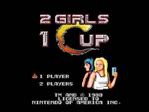 2 girl 1 cup official video