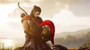 Wallpaper Assassin's Creed Odyssey, E3 2018, screenshot ...