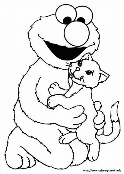 Super Grover Coloring Printable Pages Street Sesame