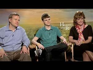 Burpo Family Interview | Heaven Is For Real - YouTube