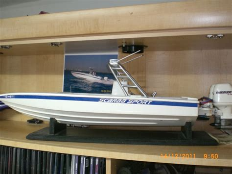 Scarab Rc Boats by Anybody Into R C Vehicles The Hull Boating And