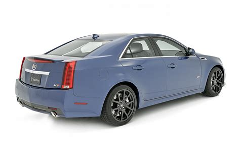 Cadillac Cts Blue by Cadillac Cts V Stealth Blue Picture 81082
