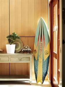 Planche Surf Deco : id e d co chambre ado autour du surf et de la mer ideeco ~ Teatrodelosmanantiales.com Idées de Décoration