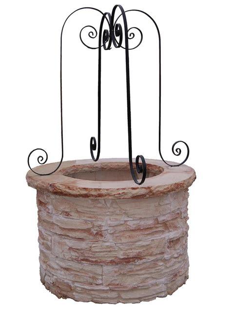 renover cuisine rustique puit en reconstituée pour aménagement de jardin réhabilitation de puits ou habillage de