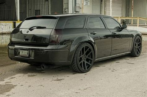 Buy used Custom 2006 Dodge Magnum/Charger 2.7L Blacked Out