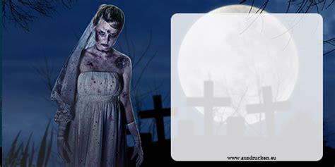 gruselige halloween karten halloween gruselig ausdrucken