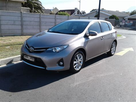 Toyotas For Sale by Autonet Helderberg Auris Auris 1 6 Xs