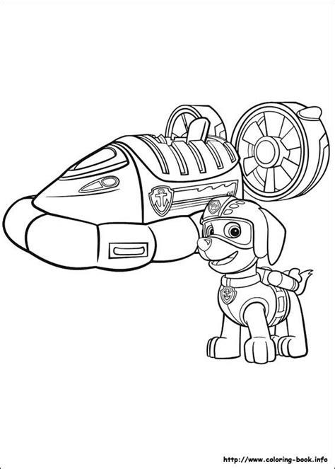 zuma   boat paw patrol paw patrol coloring paw patrol coloring pages paw patrol