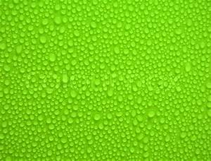 Water drops on green background and texture | Stock Photo ...