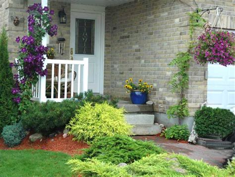 front house landscaping ideas pictures serenitywood landscape