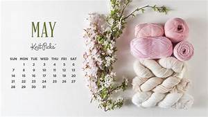 Free Downloadable May Calendar