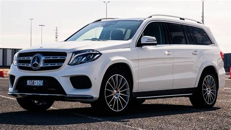 Review Mercedes Gls Class by Mercedes Gls 500 2016 Review Carsguide