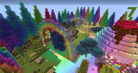bringing rainbows  minecraft www minecraft