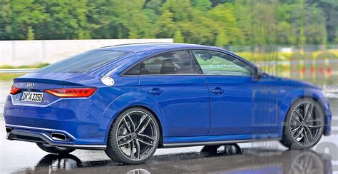 2019 Audi A3 Sport Coupe, New Pictures Revealed
