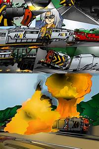 Derailment by MeganekkoPlymouth241 on DeviantArt