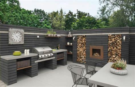 photo cuisine exterieure jardin 1001 idées d 39 aménagement d 39 une cuisine d 39 été extérieure