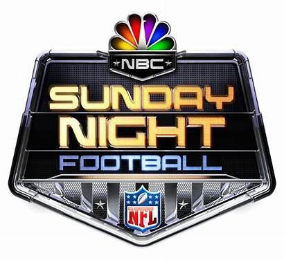 Football Sunday Night Nbc Nfl Kickoff Cameras