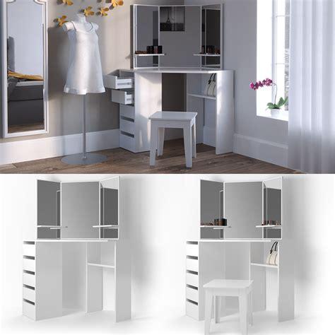 corner vanity desk vanity dresser dressing table vanity dresser cosmetic