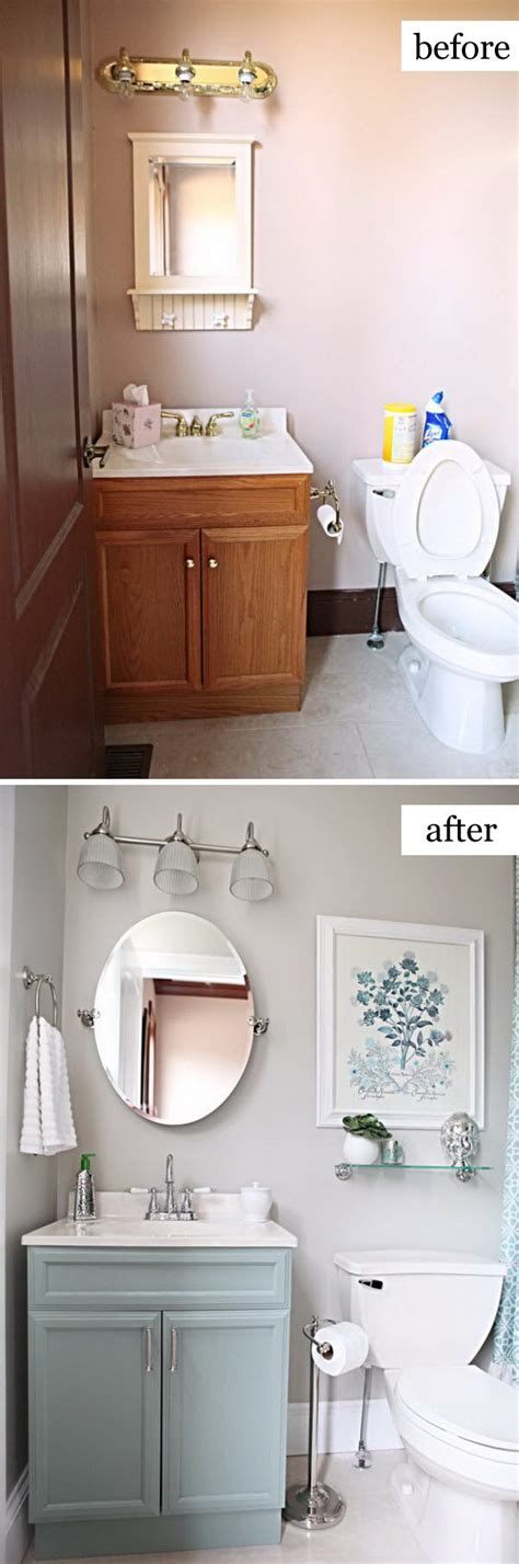 Bathroom Makeovers Cost by Before And After Makeovers 20 Most Beautiful Bathroom