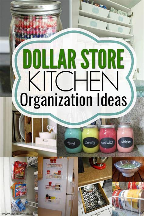 Kitchen Organization Dollar Store dollar store kitchen organization ideas 20 clever ideas