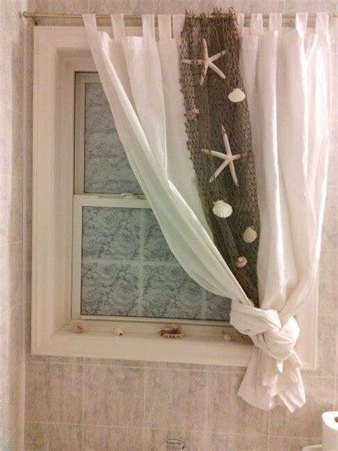 Ideas For Bathroom Curtains by 25 Best Ideas About Bathroom Window Curtains On