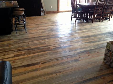 Beetle Kill Pine Flooring by Beetle Kill Pine Pre Finished Flooring Sustainable
