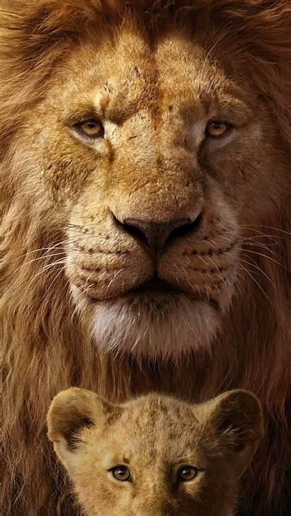 Lion Simba Mufasa King 4k Mobile Ultra