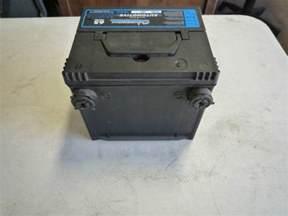 Gas Golf Cart Battery