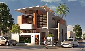 House: Modern Zen House Plans