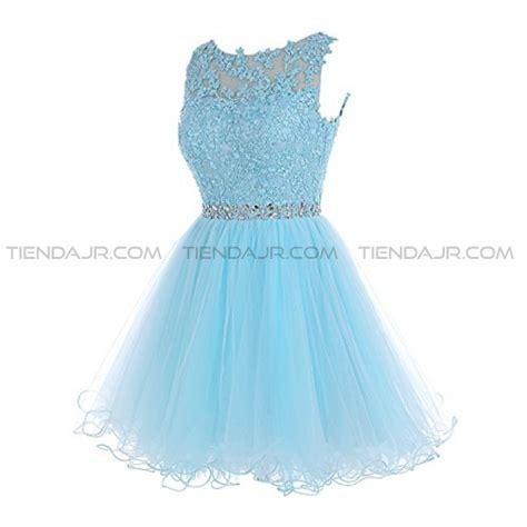 aqua dresses for vestido de corto para color azul celeste