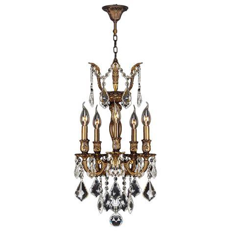 home lighting chandeliers worldwide lighting versailles 5 light antique bronze and