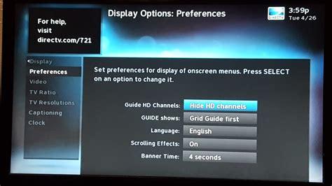 direct tv  working intellian satellite