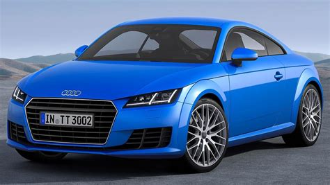 2015 Audi Tt And Tts Review