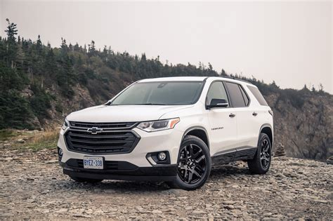 2018 Chevy Traverse Redline by Drive 2018 Chevrolet Traverse Canadian Auto Review