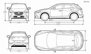 Dimension Mazda 3 : mazda cx 3 model ~ Maxctalentgroup.com Avis de Voitures