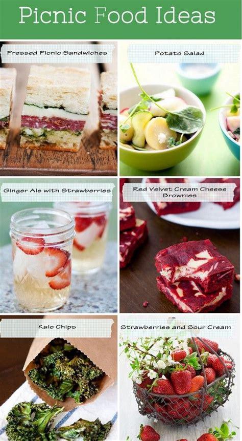 picnic snacks picnic food ideas perhaps not kale chips rossana vergara adams recipes picnics