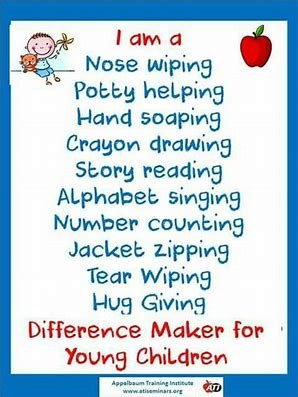 Image result for kindergarten quotes and sayings for teachers