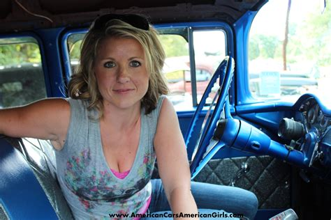 Jessica Has The Coolest Soccer Moms Car In The World By American Cars American Girls