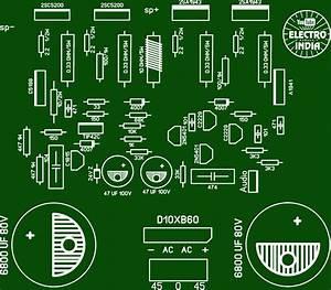 200 Watts Mono Audio Amplifier Diy - Share Project