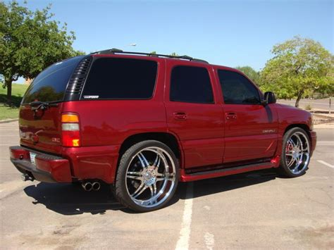 2002 Gmc Denali by Buy Used 2002 Gmc Yukon Denali 3rd Row 1985 In Usa For Us