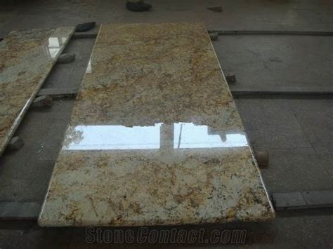 golden persa granite countertophigh polished  china stonecontactcom